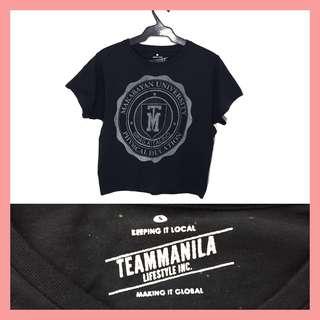 TEAM Manila Womens Shirt