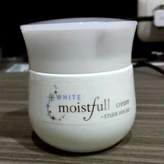 Moistfull White Cream Etude House