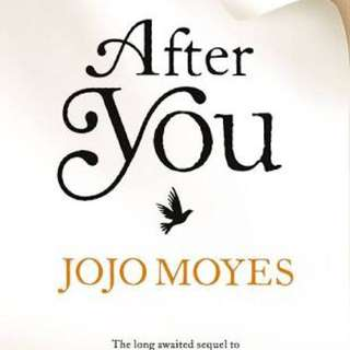 FREE- After you By JOJO MOYES