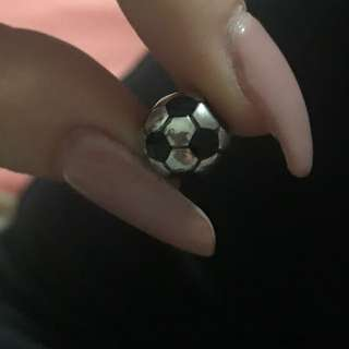 Pandora Soccer Ball Charm