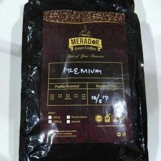 Coffe Gayo Arabica From Aceh