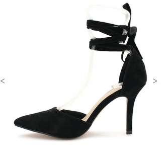Betts Tie Up Heels