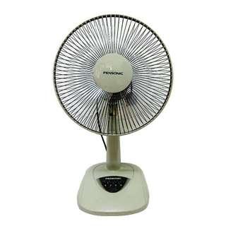 Pensonic 3-Speed Table Fan (Grey)