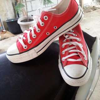 Unisex Authentic Converse All Star
