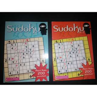 Sudoku & Crossword Puzzle
