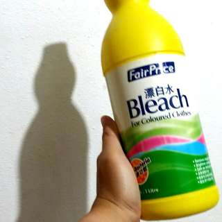 Fairprice Bleach For Colored Clothes