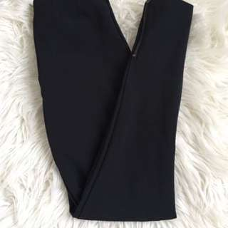 Black Pants Size 4/6