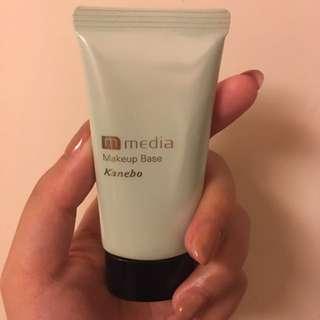 media 媚點 綠色 潤色 妝前乳