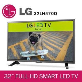 """Brand new LG 32"""" HD Smart LED TV"""