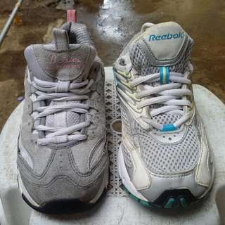 Take All - Sketchers and Reebok