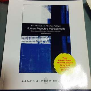 Human Resource Management (7th Ed.)