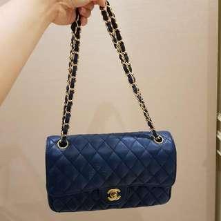 Navy Blue Small Bag