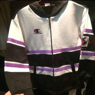 Champion hoodie jacket original