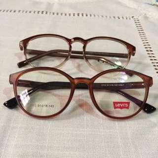 Kacamata-Cokelat