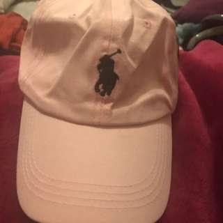 Pink Polo Ralph Lauren Cap (replica)