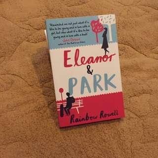 Novel romance import second/bekas/preloved Elanor & park