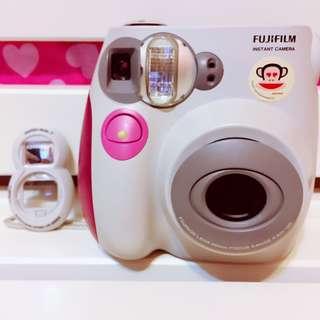 買就送 富士 FUJIFILM Instax mini7S 拍立得 立可拍 買就送自拍鏡