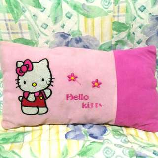 Clearance Sale! Hello Kitty Toddler Pillow
