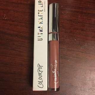 colourpop ultra matte lip time square