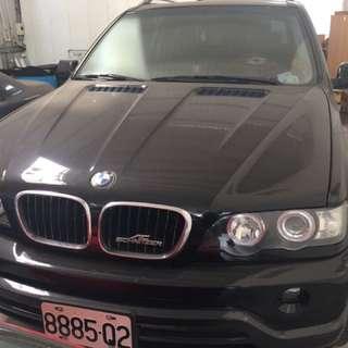 寶馬BMW X5 無事故 自售