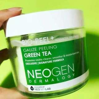 Neogen Gauze Peel Green Tea