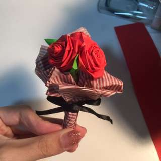 handmade Paper Rose Bouquet