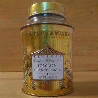 {英國新鮮貨}  皇家御用品牌 Fortnum & Mason 錫蘭紅茶