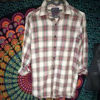Flannel Authentic shirt (ori)