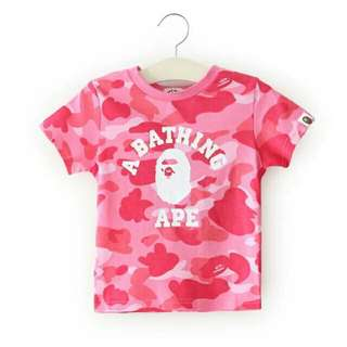 Bape Kids Wear