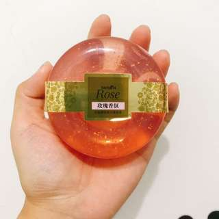 🥈膠原蛋白黃金皂