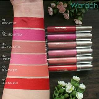WARDAH EXCLUSIVE MATTE LIPSTICK