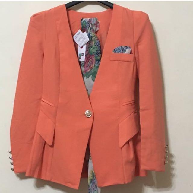 全新正韓西裝外套#三百元外套