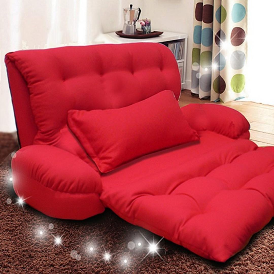 凱特斯功能手扶型沙發床/沙發椅(單人款、三色選擇)