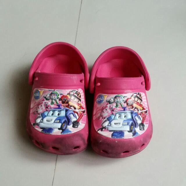 #童鞋#布希鞋#二手童鞋