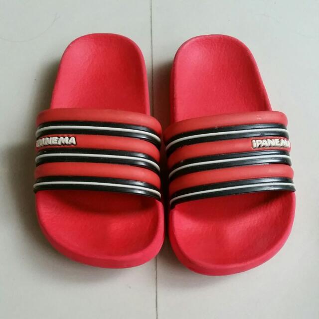 #童鞋#兒童拖鞋