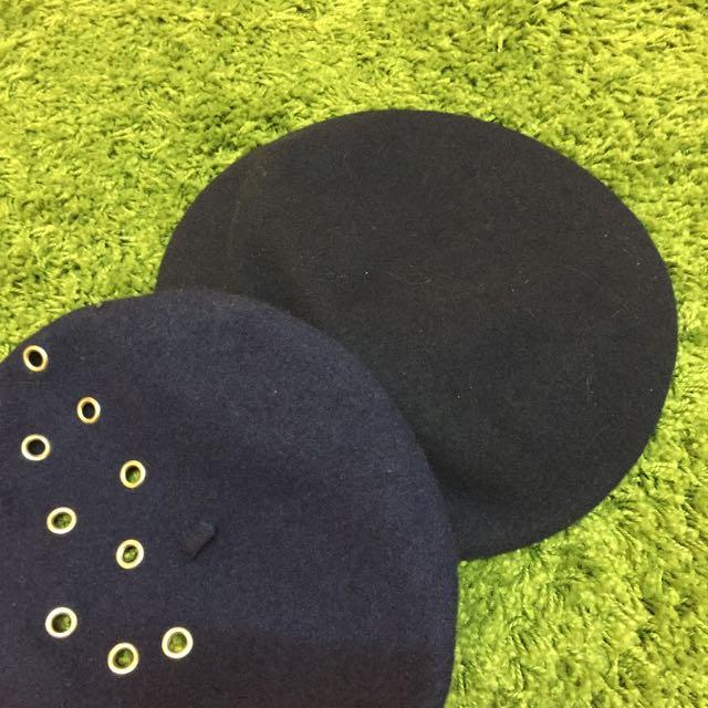 正韓貝蕾帽/畫家帽/個性帽款/高磅數