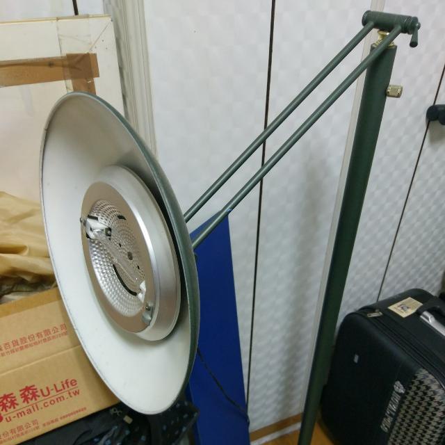 大型立燈(可自由彎曲)含燈管