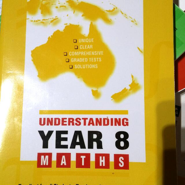 Accelerated Maths Learning Understanding Year 8 Maths textbook