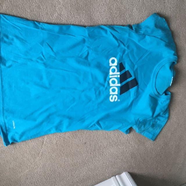 Adidas Half Sleeve
