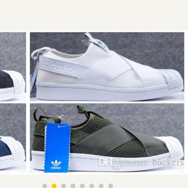 adidas superstar slip on numero 37 d9c471e3b61e9