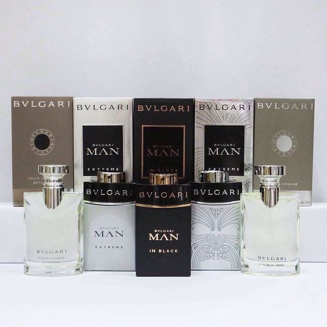 USA Authentic BVLGARI Perfumes SALE!