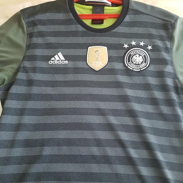 ef7ef0421 Authentic Euro 2016 Germany Away Kit XL