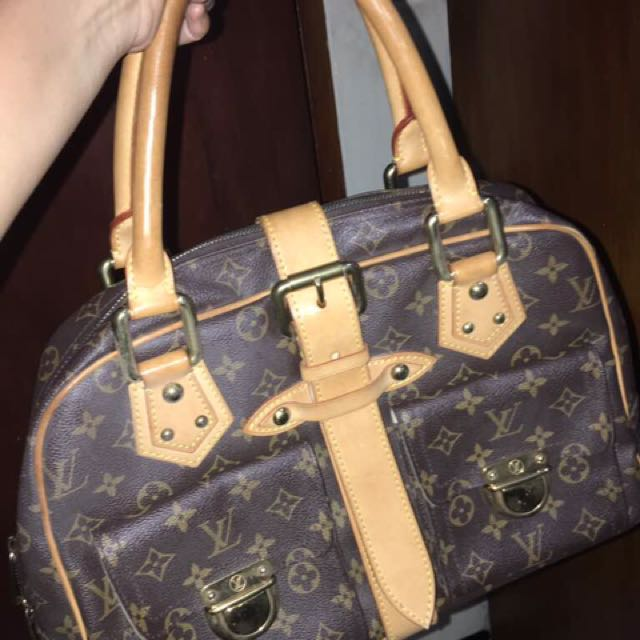 Authentic LV Manhattan GM