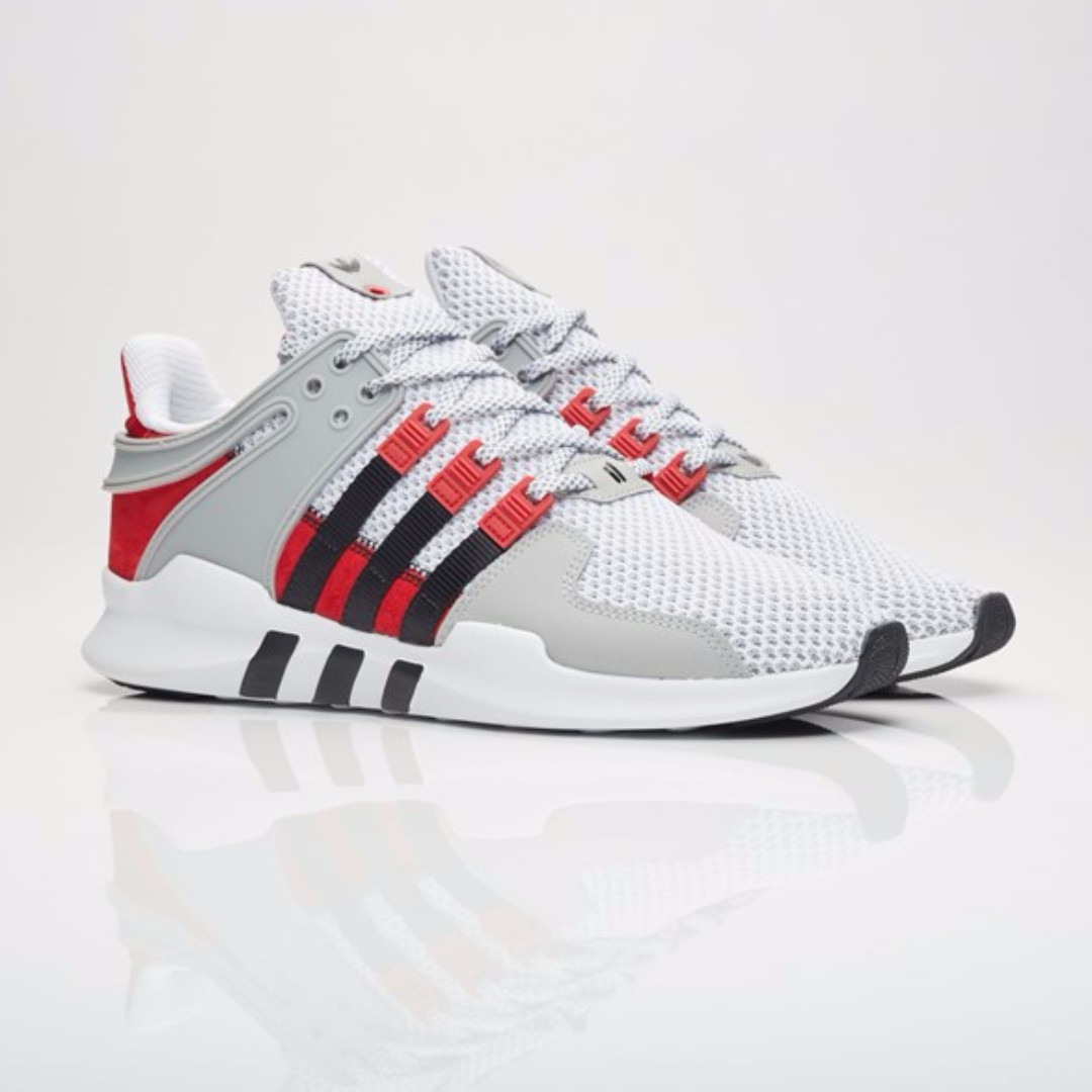 wholesale dealer 9739f df161 Authentic Overkill x Adidas EQT Support ADV White /Black / Onix