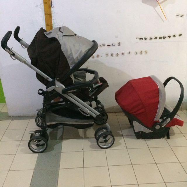 Baby Stroller & Car Seat Peg Perego