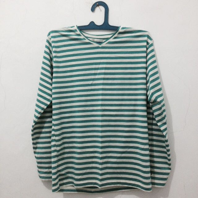 Baju Stripes Garis