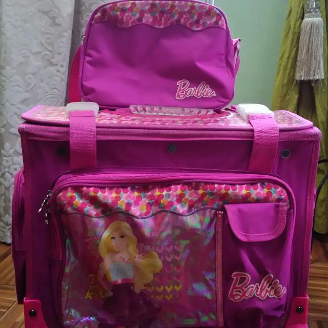Repriced 💕 Orig Barbie Stroller Bag
