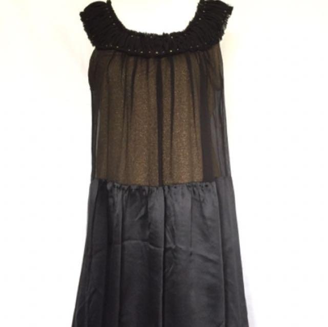 BCBG MAX AZRIA Sheath Cocktail Dress