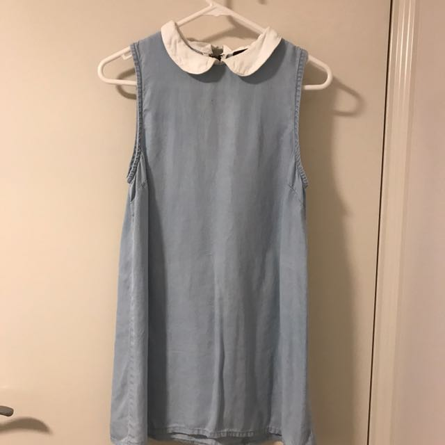 BDG Denim Blue Dress