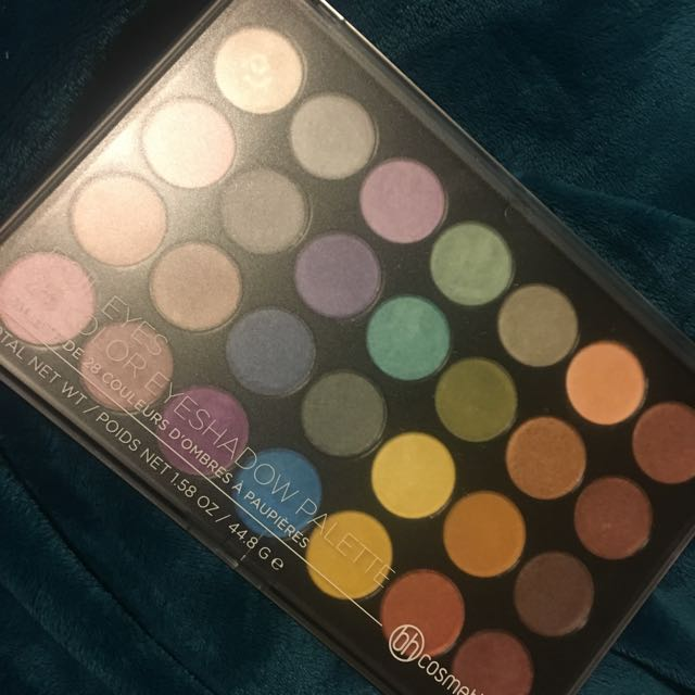 BH Cosmetics Foiled Eyeshadow Palette